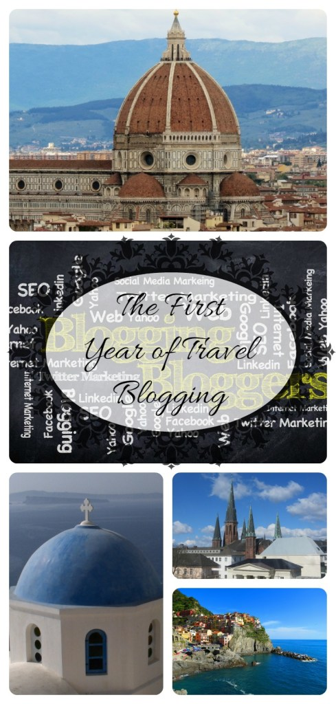 First Year of Travel Blogging