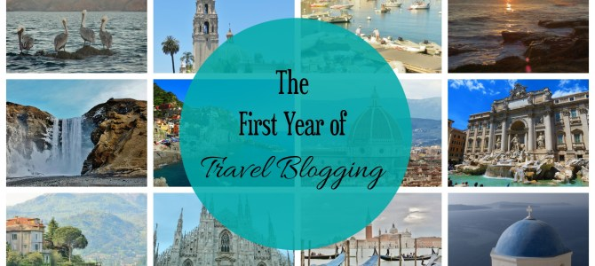 The First Year of Travel Blogging