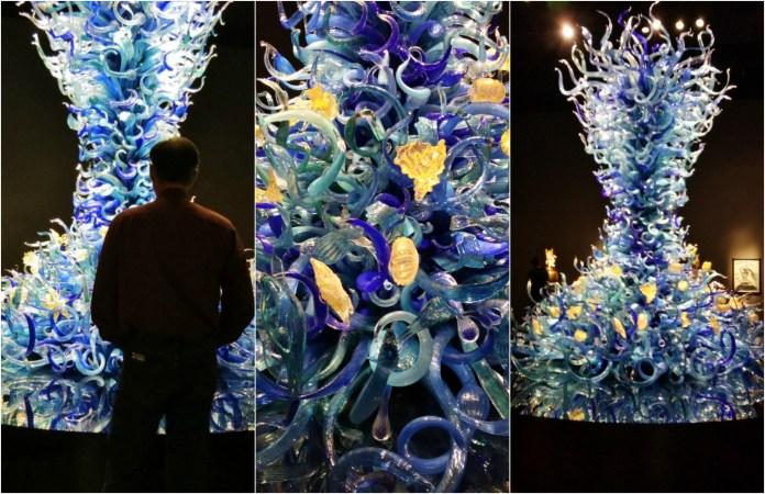 Enchanted Chihuly Garden