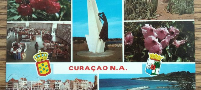 Postcard from Curaçao