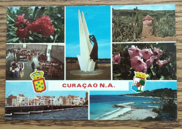 Curacao front