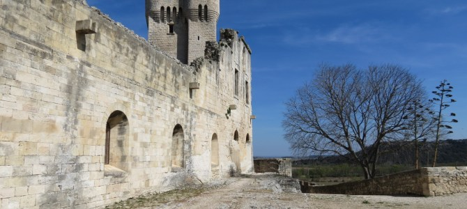 Abbey Montmajour — an Arles Attraction