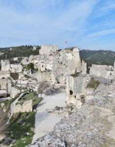 Chateau de Baux Medieval Fortress