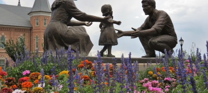 Art and Architecture in Provo, Utah
