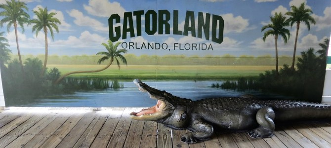 Gatorland — Orlando's Oldest Attraction