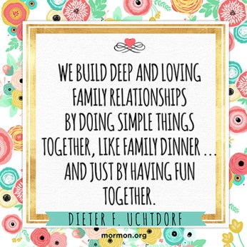 Strengthen your family
