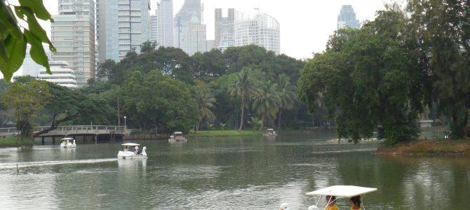Bangkok: the New York City of Thailand