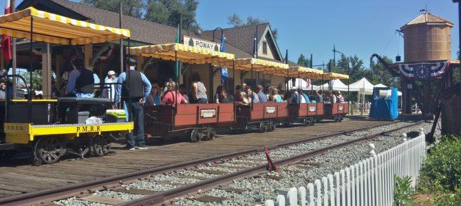 Old Poway Park & the Heart of Poway, California