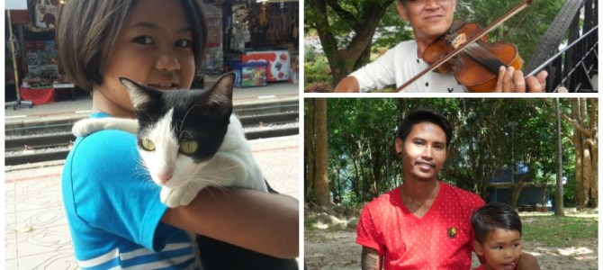 Faces of Thailand (the stories behind the people I met)