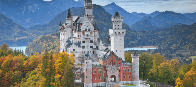 Top Seven European Destinations for Fall Foliage