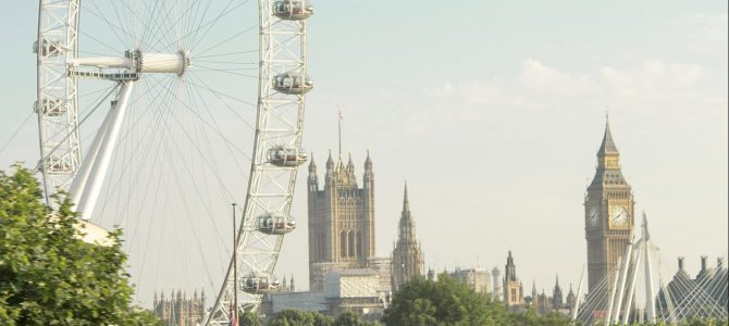 London: Not just a city…