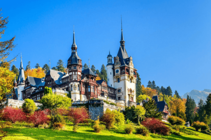 European destinations for fall foliage