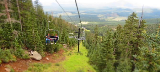 Arizona Snowbowl – Not Just for Skiing