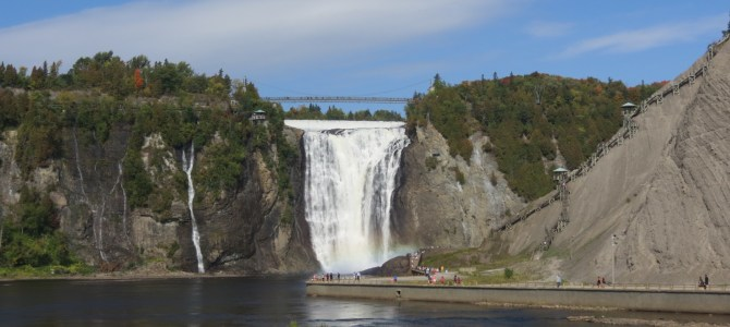 Montmorency Falls: a Quebec City Must-See