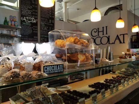 Chi Chocolate