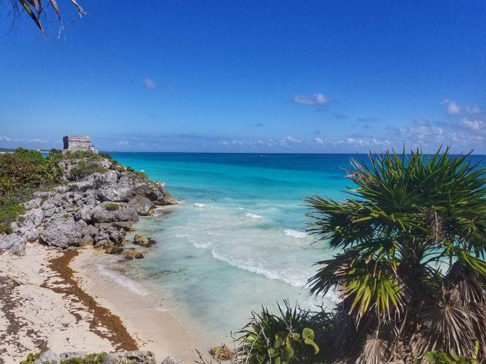 Cozumel Tulum beach
