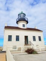 Cabrillo National Monument and lighthouse
