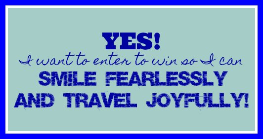 Travel joyfully