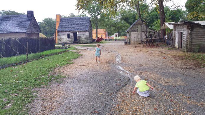 Colonial Williamsburg Yorktown