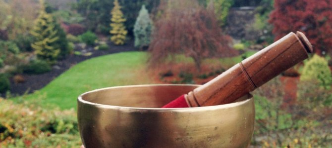Let Me Introduce You to a Tibetan Singing Bowl