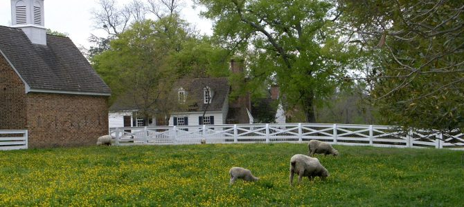 Colonial Williamsburg: the ONE Thing to Do in Williamsburg