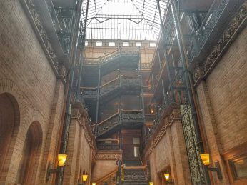 Los Angeles Bradbury Building