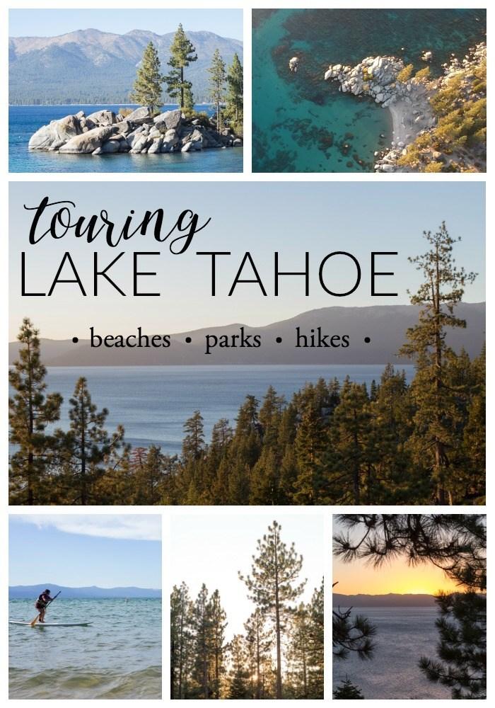 Lake Tahoe pin