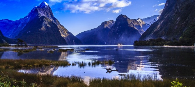 Nine Reasons Why I Love New Zealand