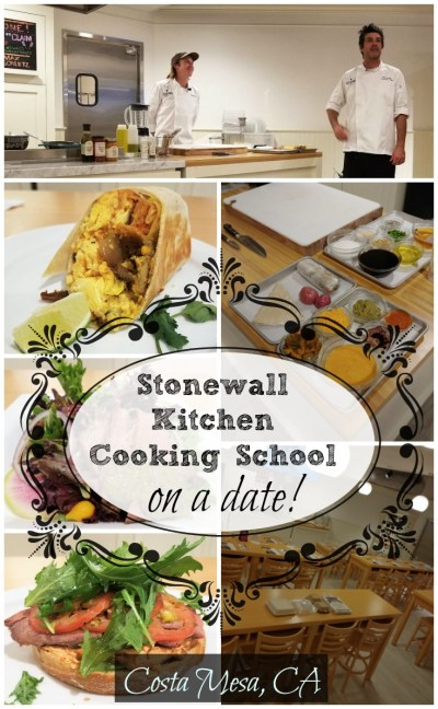 Stonewall Kitchen Cooking School