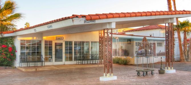 Yuma's Historic Coronado Motor Hotel