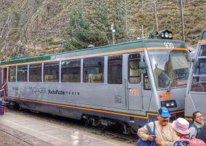 Inca Rail Train