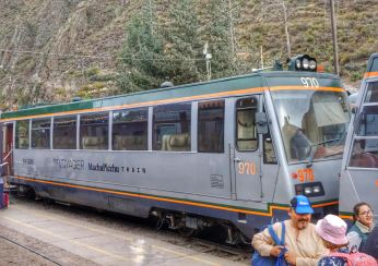Inca Rail Train