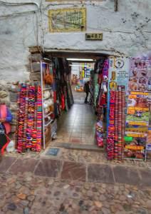 Cusco artist