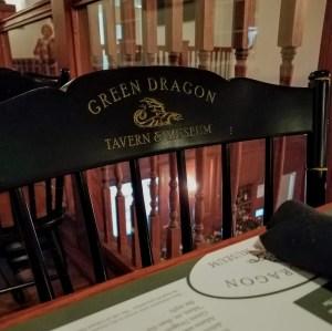 Chair in restaurant