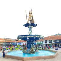 Inca monument