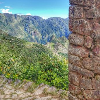 Inca Trail to Mahcu Picchu