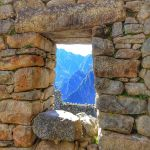 Machu Picchu dwelling