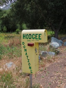 HOdgee mailbox