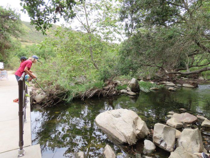 Escondido creek