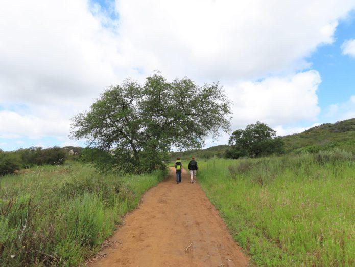 Excondido hikes