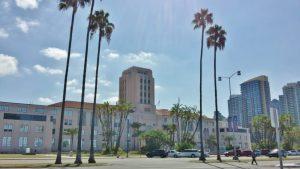 County admin building