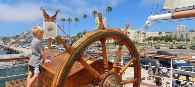 'Sail the Seas' at the Maritime Museum San Diego