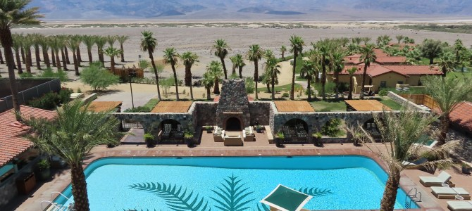 Where to Stay in Death Valley