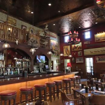 saloon at The Ranch