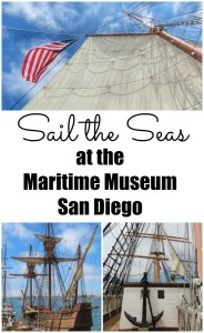Sail the Seas at the Maritime Museum San Diego