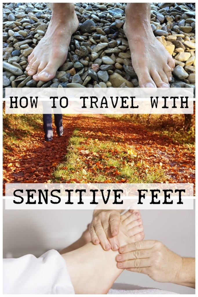 sensitive feet