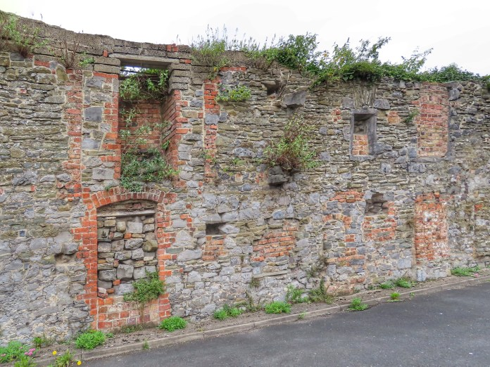 Limerick medieval wall