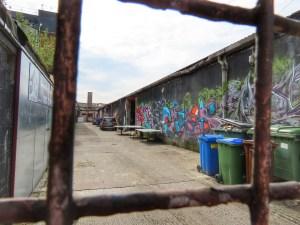 alley of art