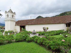 oldest church in Costa Rica