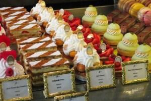 French desserts